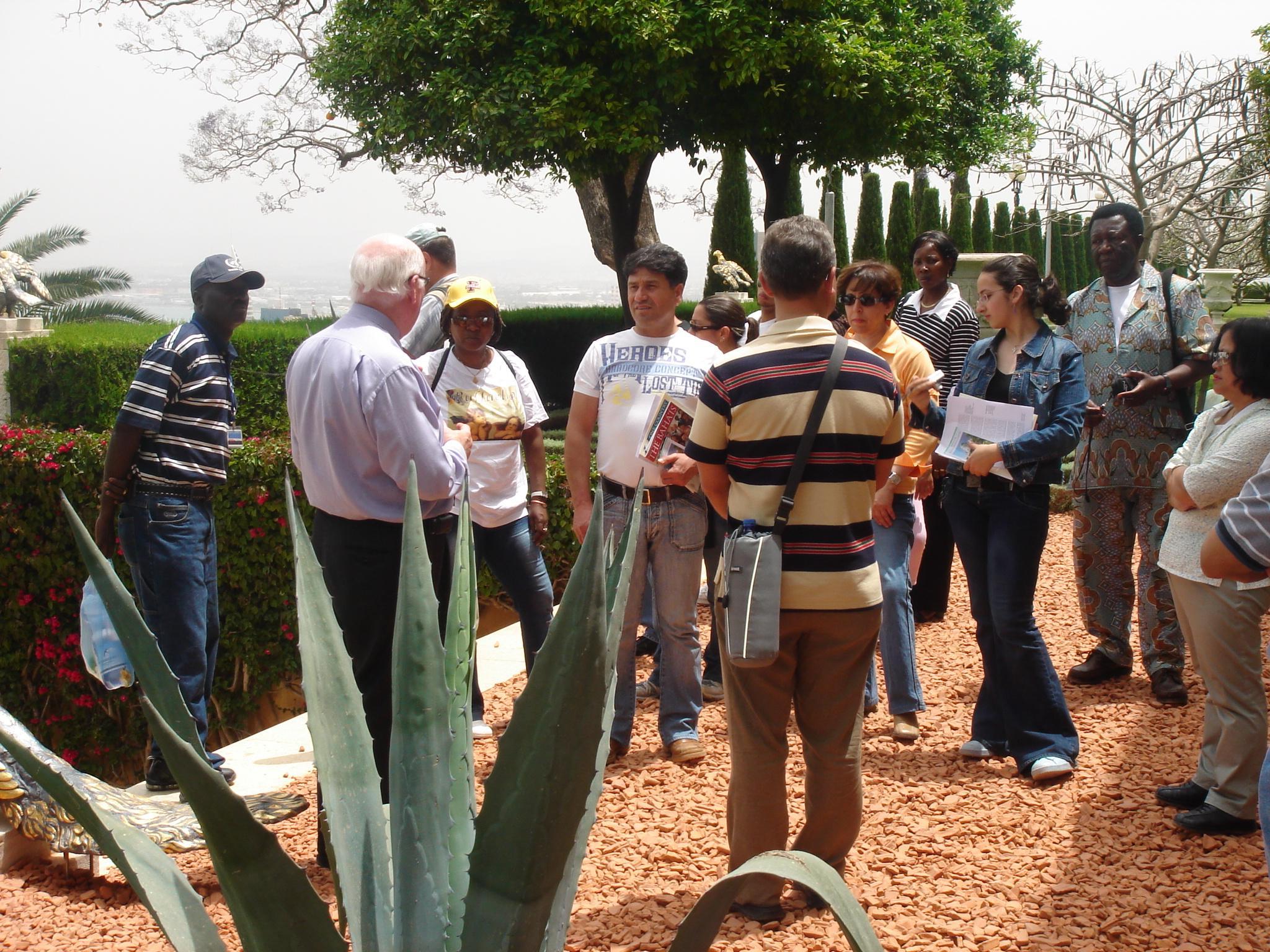 Bahai Gardens 2